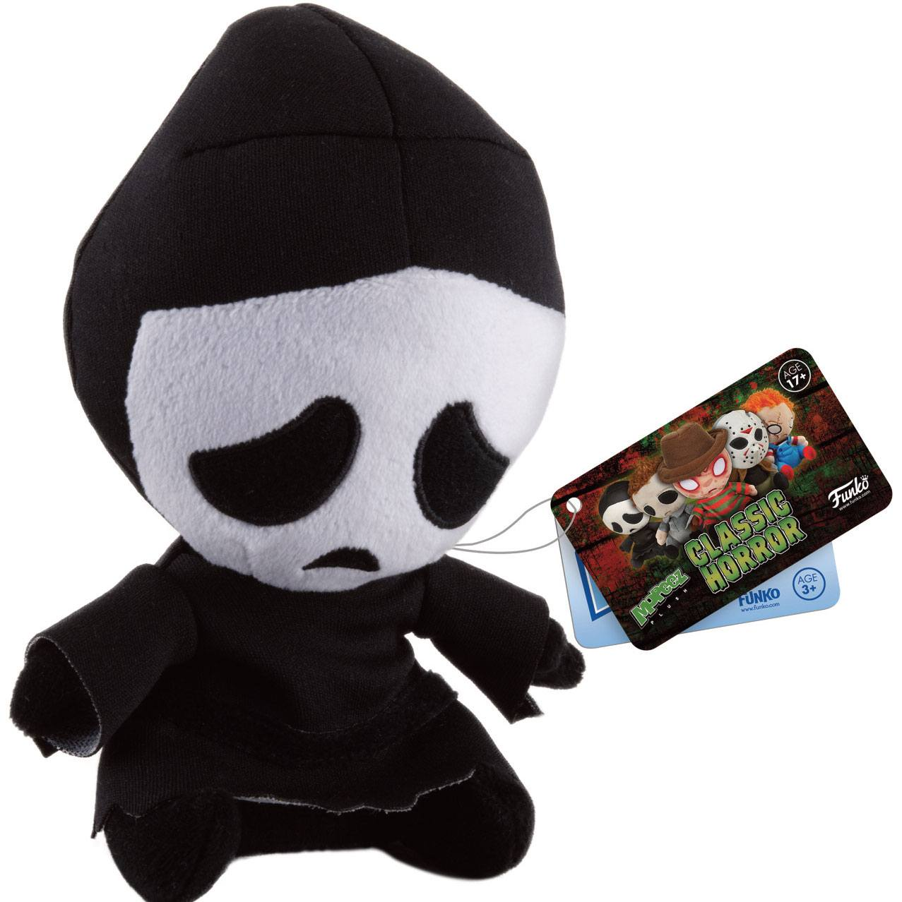 Scream Horror Classics Mopeez Plush Figure Ghost Face 12 cm