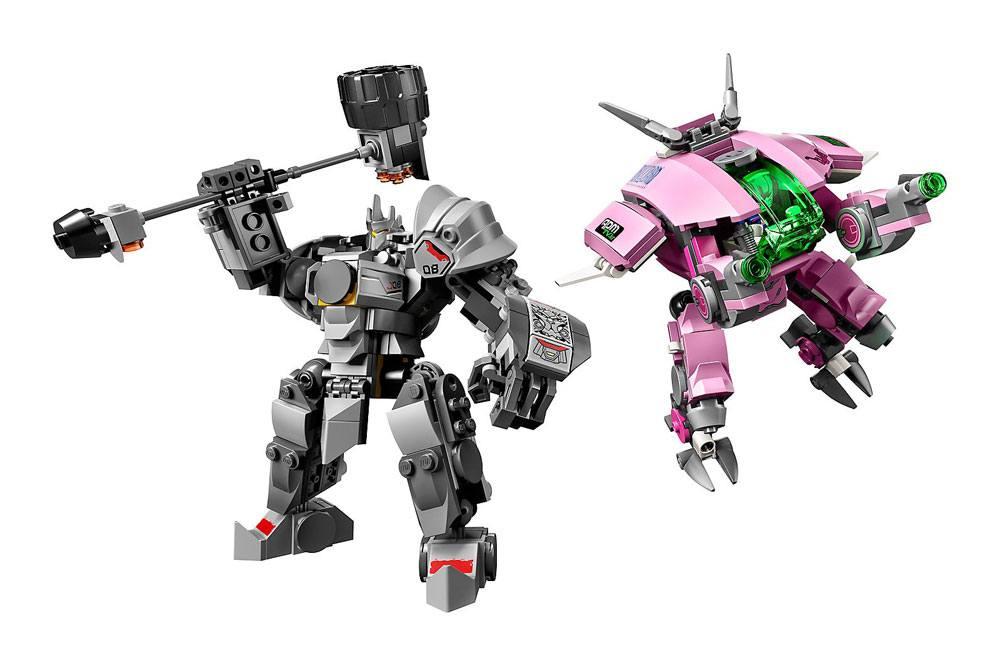 LEGO® Overwatch® - D.Va & Reinhardt
