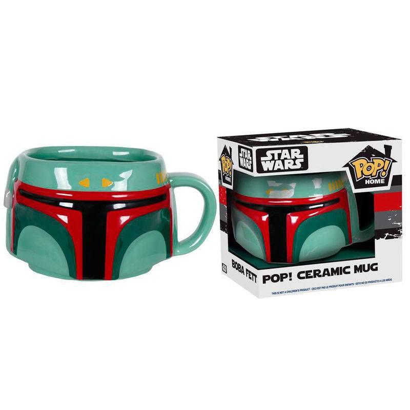Star Wars POP! Homewares Mug Boba Fett