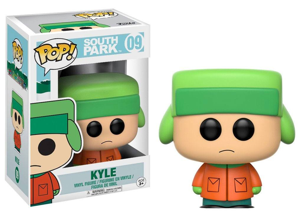 South Park POP! TV Vinyl Figure Kyle 9 cm