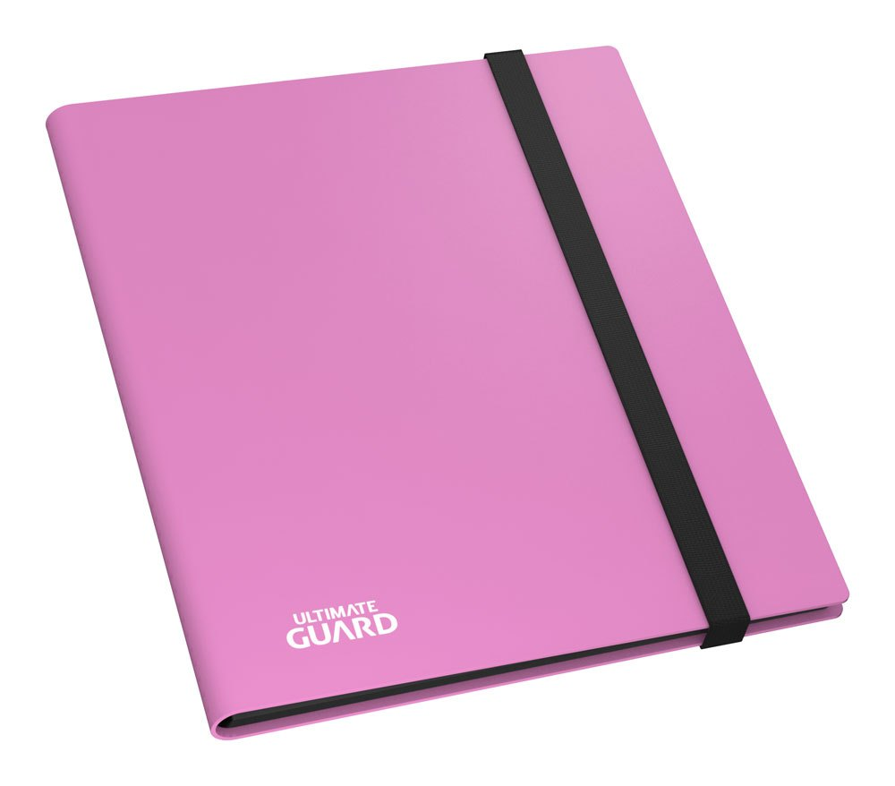 Ultimate Guard 4-Pocket FlexXfolio Pink
