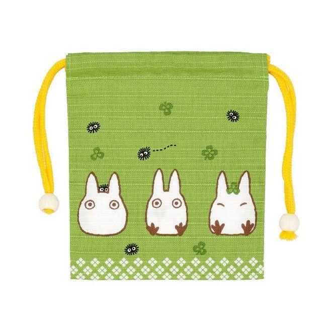 My Neighbor Totoro Cloth Bag Small Totoro