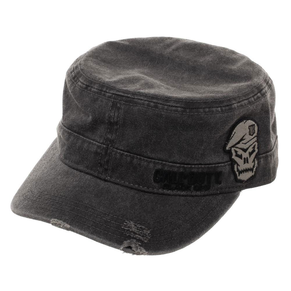 Call of Duty Black Ops 4 Military Hat Logo