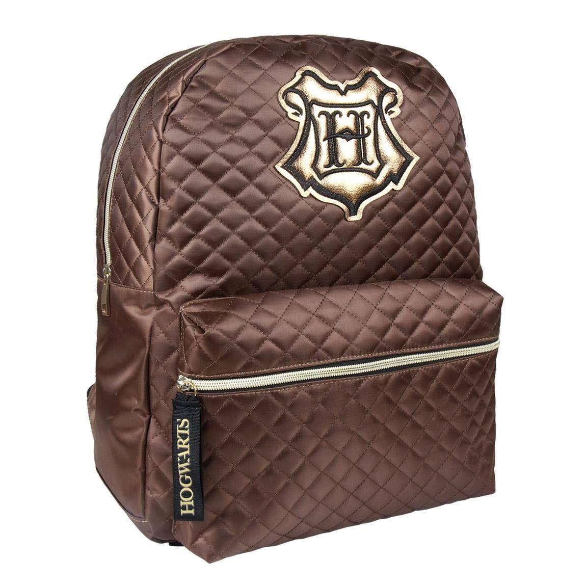 Harry Potter Casual Fashion Backpack Hogwarts Logo 30 x 40 x 13 cm