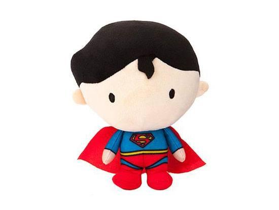 DC Comics Plush Figure Superman Chibi Style 25 cm