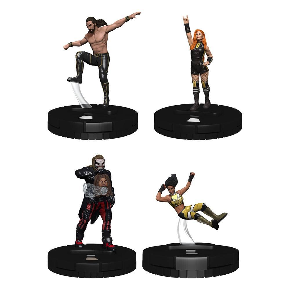 WWE HeroClix: Superstar Shake-up WWE Ring 2-Player Starter Set