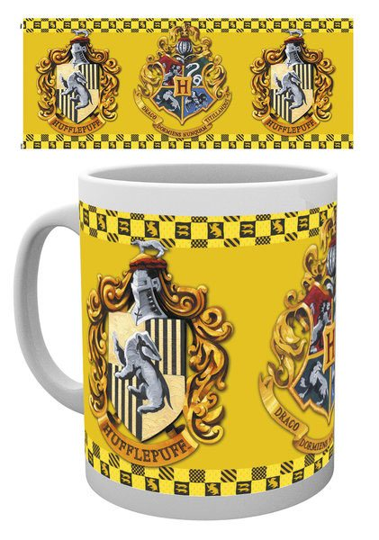 Harry Potter Mug Hufflepuff