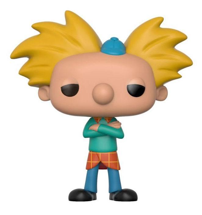 90's Nickelodeon POP! Television Vinyl Figure Arnold (Hey Arnold!) 9 cm
