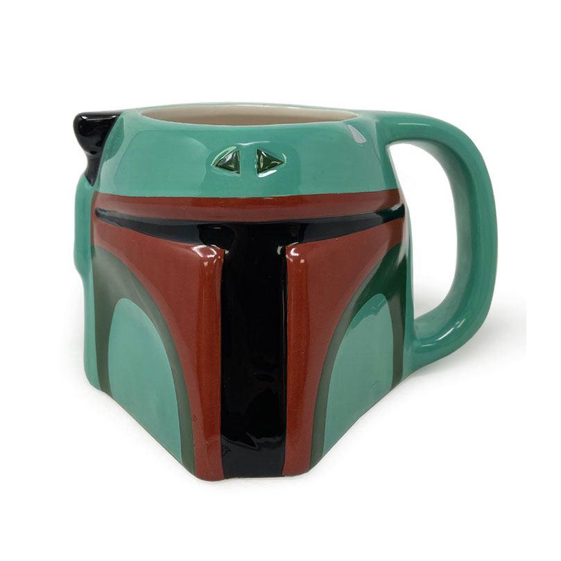Star Wars 3D Shaped Mug Boba Fett