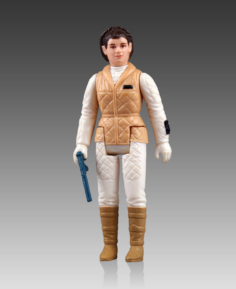 Star Wars Jumbo Vintage Kenner Action Figure Leia (Hoth Outfit) 30 cm