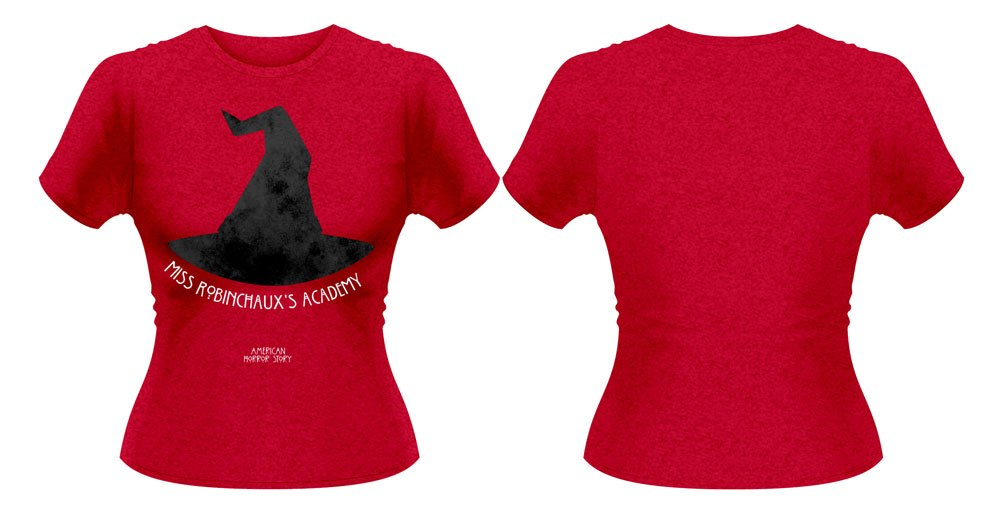 American Horror Story Ladies T-Shirt Academy Size S
