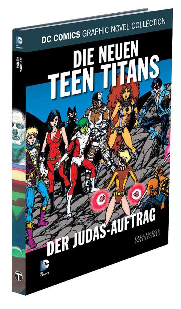 DC Comics Graphic Novel Collection #54 Teen Titans: Der Judas-Auftrag Case (12) *German Version*