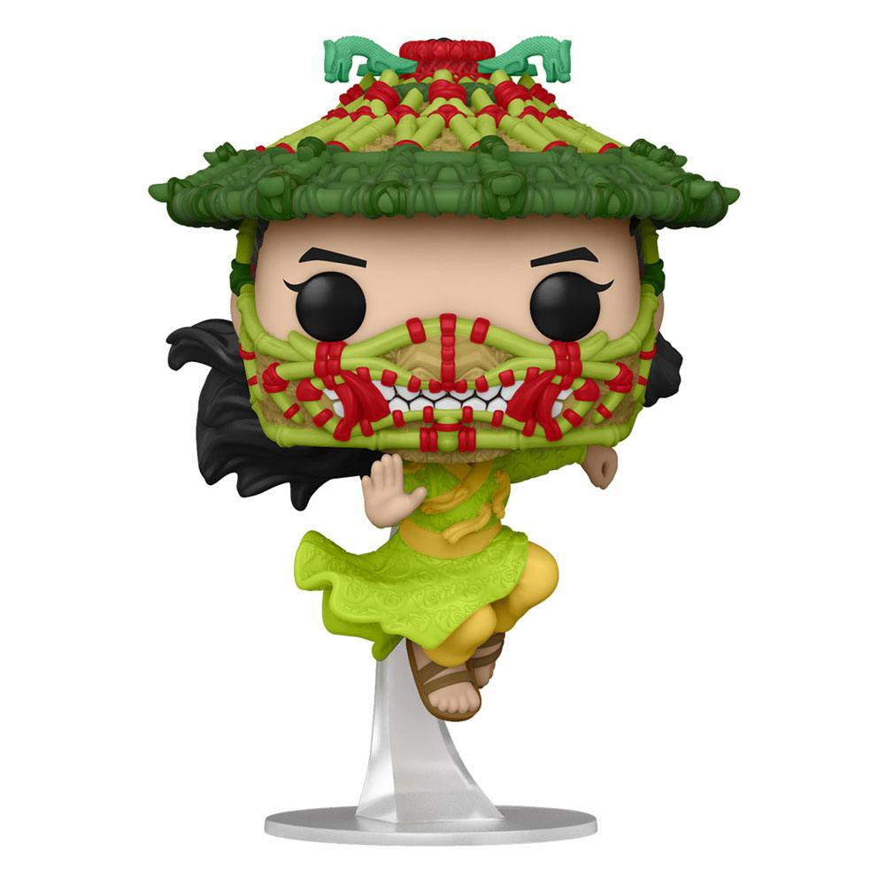 Shang-Chi and the Legend of the Ten Rings POP! Vinyl Figure Dragon Warrior 9 cm