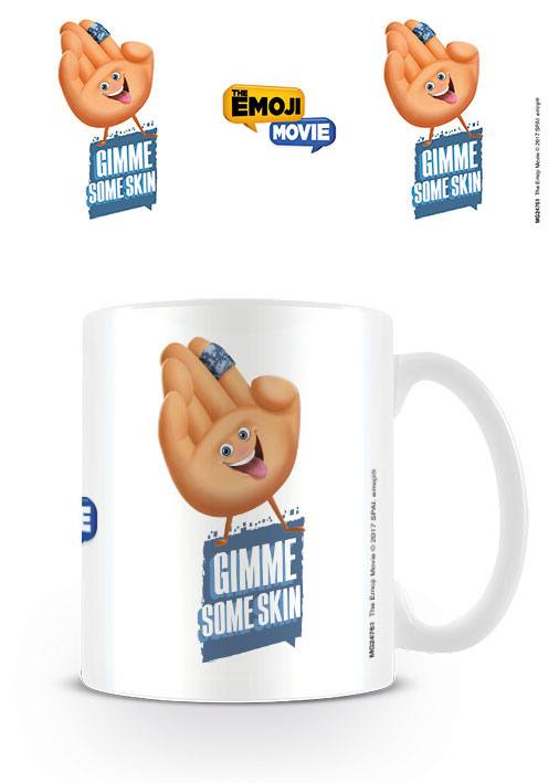 The Emoji Movie Mug Gimme Some Skin
