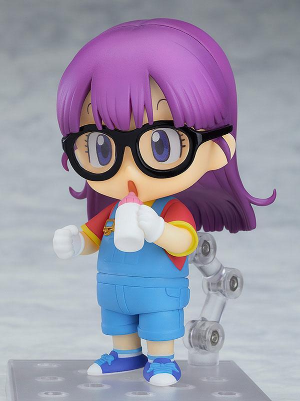 Dr. Slump Nendoroid Action Figure Arale Norimaki 10 cm