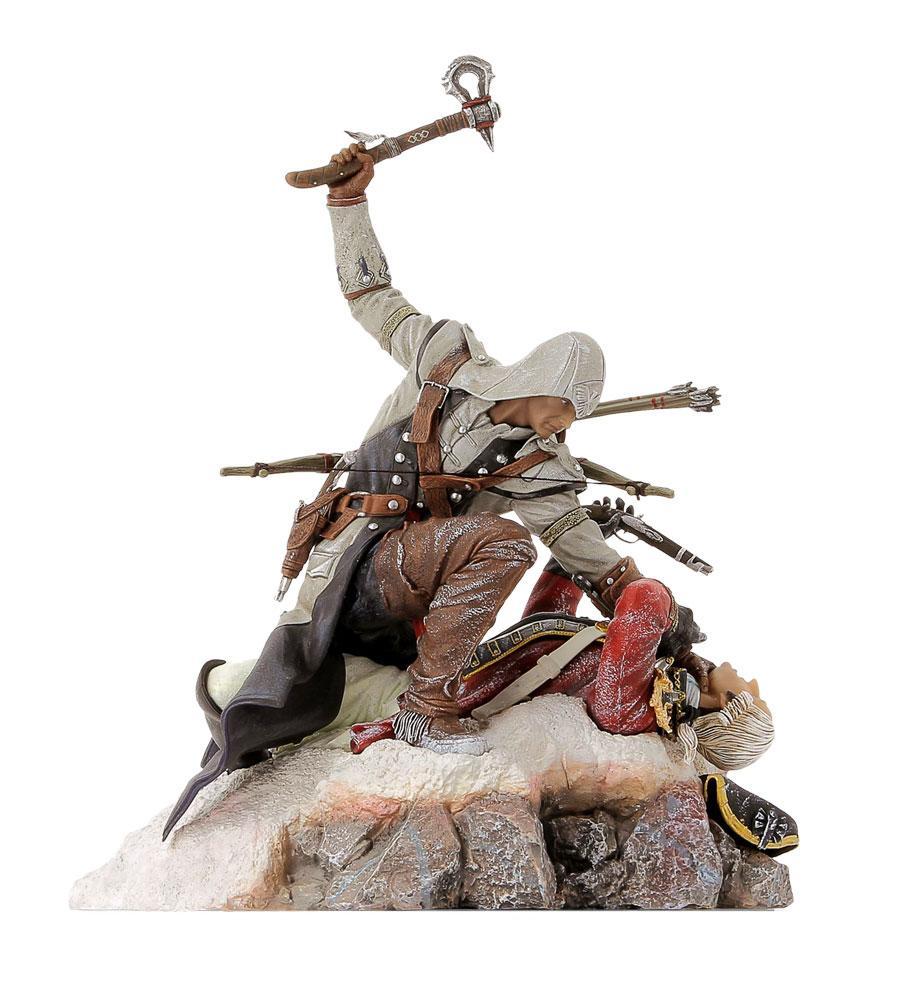 Assassin's Creed III PVC Statue Connor The Last Breath 28 cm
