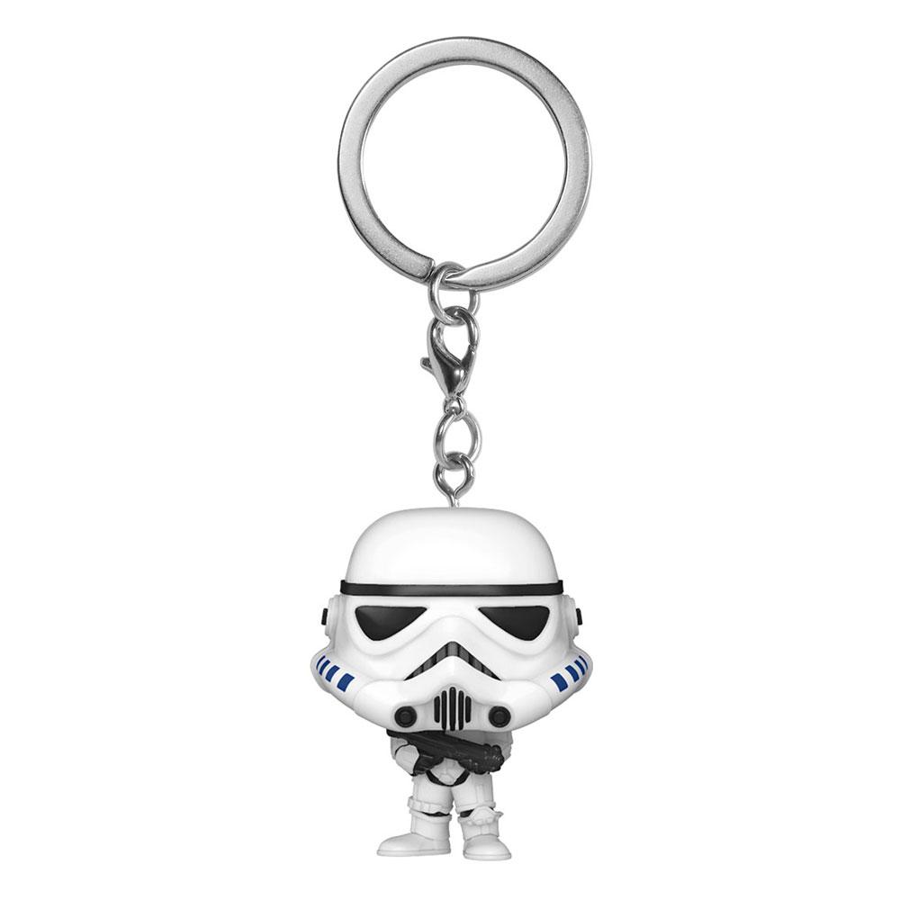 Star Wars Pocket POP! Vinyl Keychains 4 cm Stormtrooper Display (12)