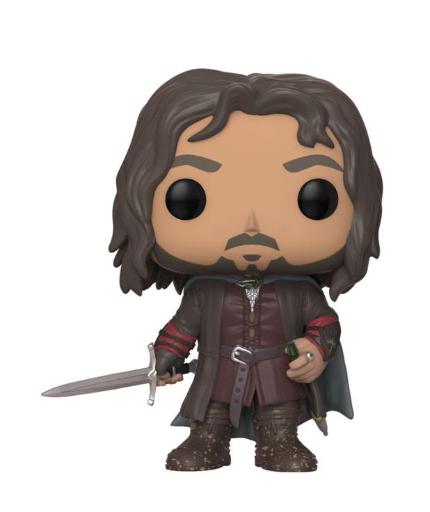 Lord of the Rings POP! Movies Vinyl Figure Aragorn 9 cm