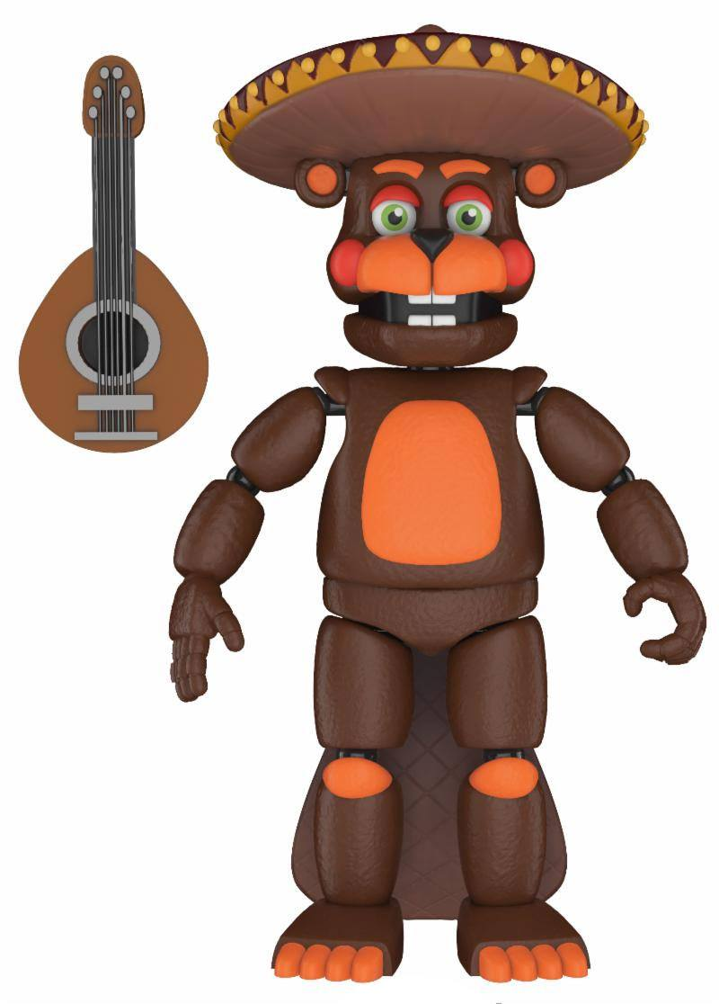Five Nights at Freddy's Pizza Simulator Action Figure El Chip 13 cm