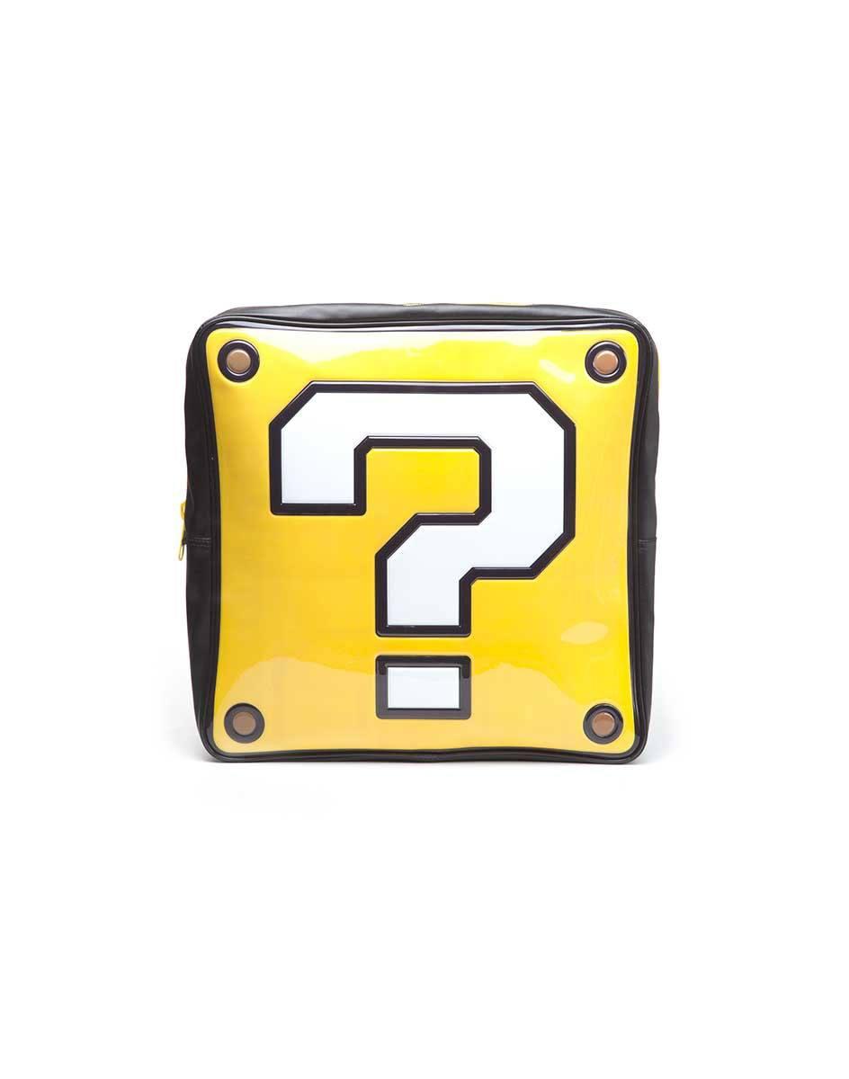 Nintendo Backpack Question Mark Box Shaped