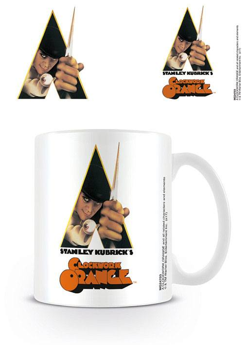 A Clockwork Orange Mug Dagger