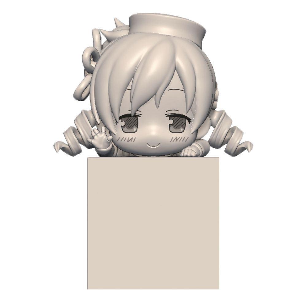 Puella Magi Madoka Magica The Movie Rebellion Hikkake PVC Statue Mami Tomoe 10 cm