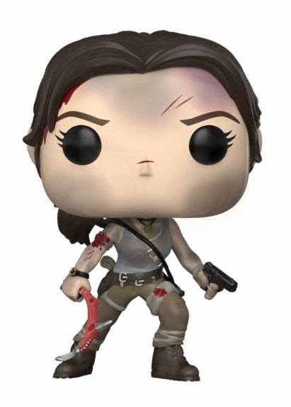 Tomb Raider POP! Games Vinyl Figure Lara Croft 9 cm