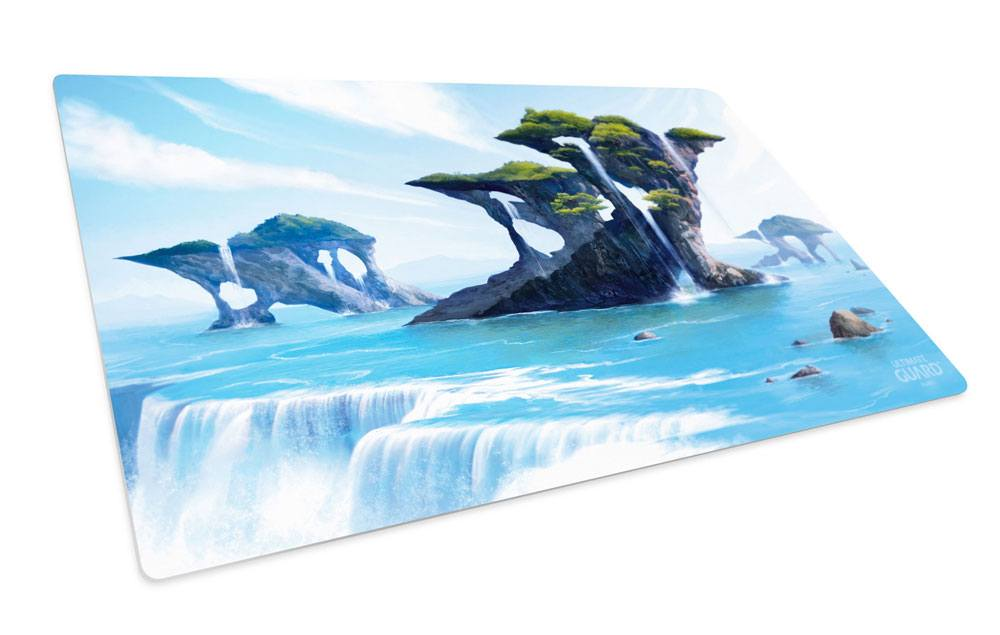 Ultimate Guard Play-Mat Lands Edition Island I 61 x 35 cm