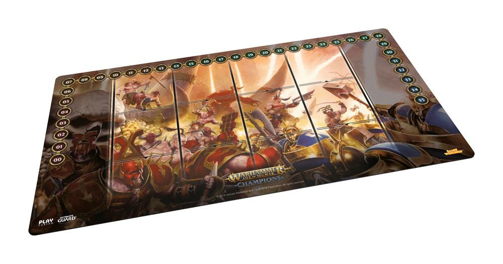 Warhammer Age of Sigmar: Champions Play-Mat Chaos vs. Order 64 x 35 cm