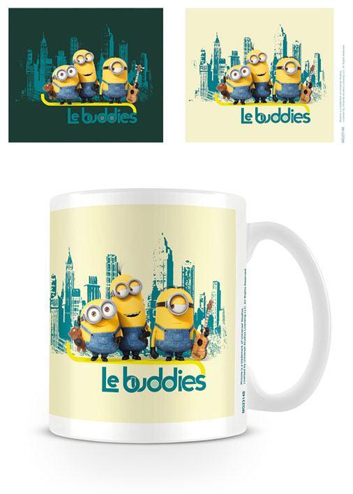 Minions Mug Le Buddies