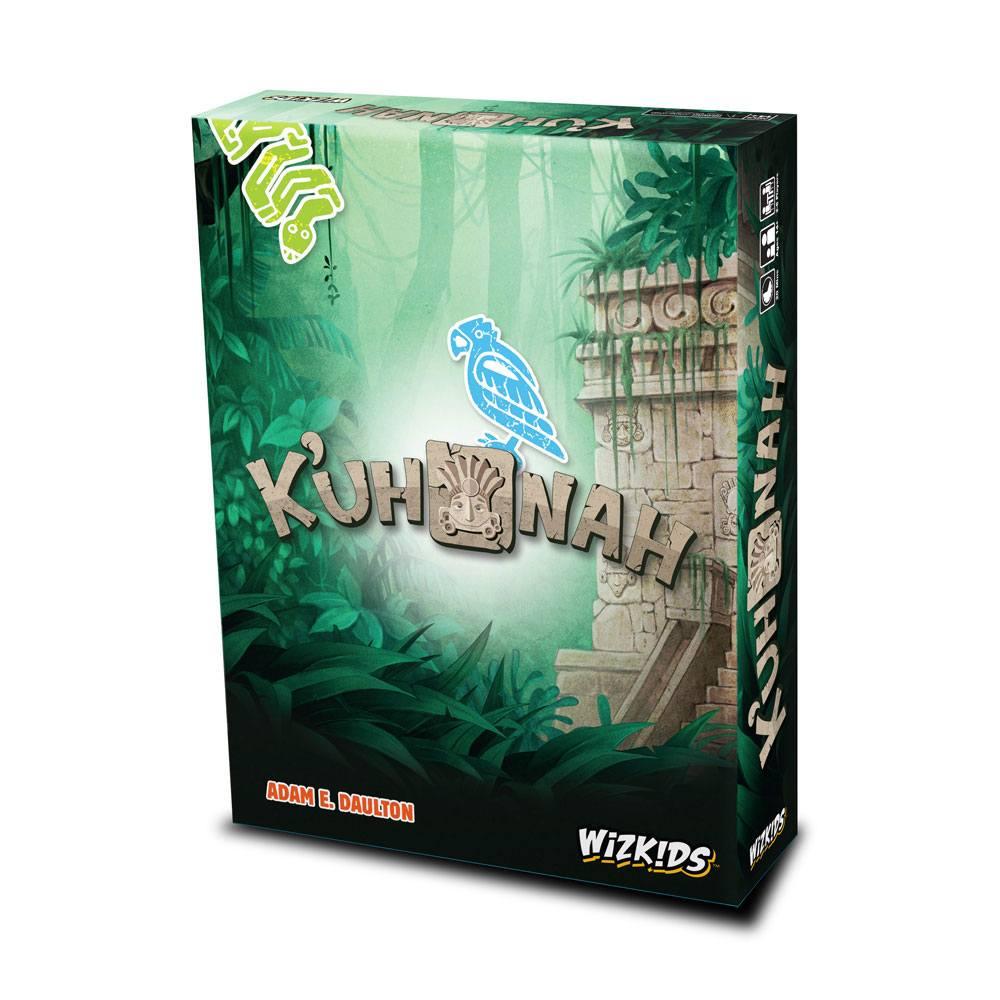 WizKids Board Game K'uh Nah *English Version*