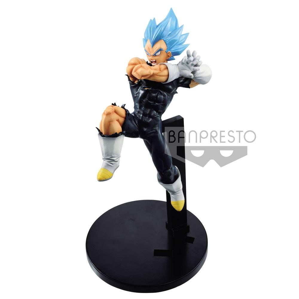 Dragon Ball Super Tag Fighters PVC Statue Vegeta 17 cm