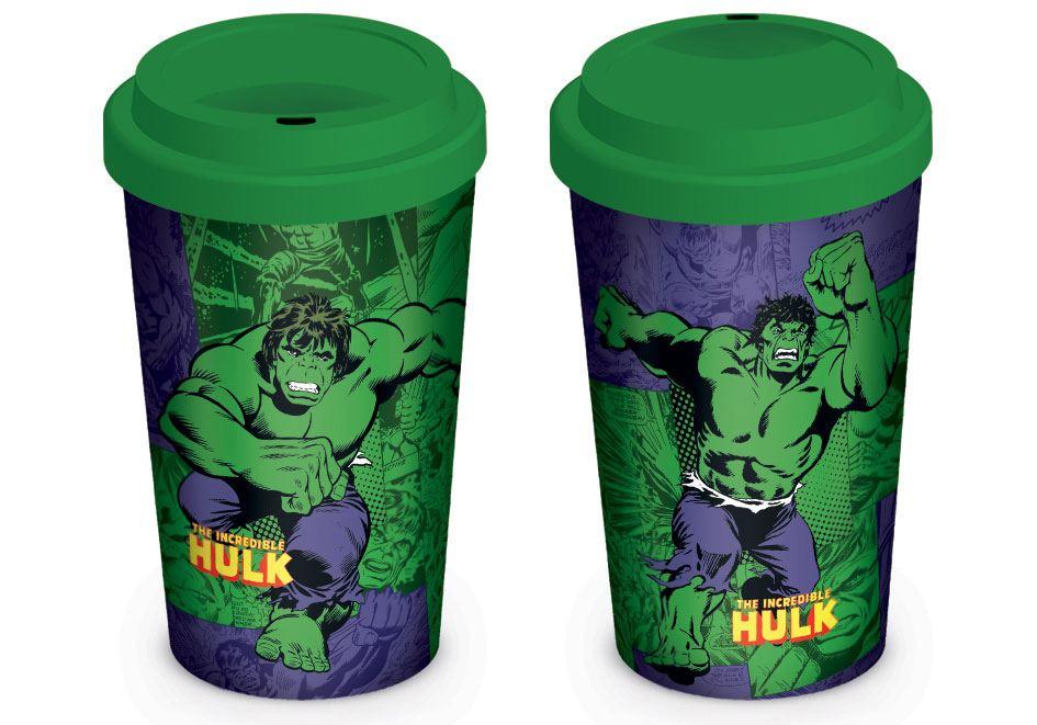Marvel Comics Travel Mug The Incredible Hulk