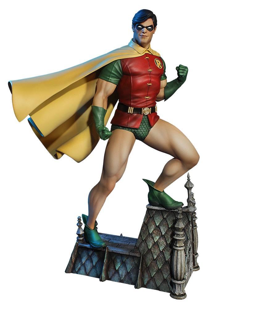 DC Comic Super Powers Collection Maquette Robin 41 cm
