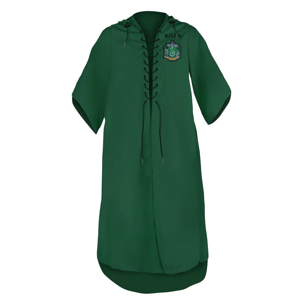 Harry Potter Personalized Slytherin Quidditch Robe Size L