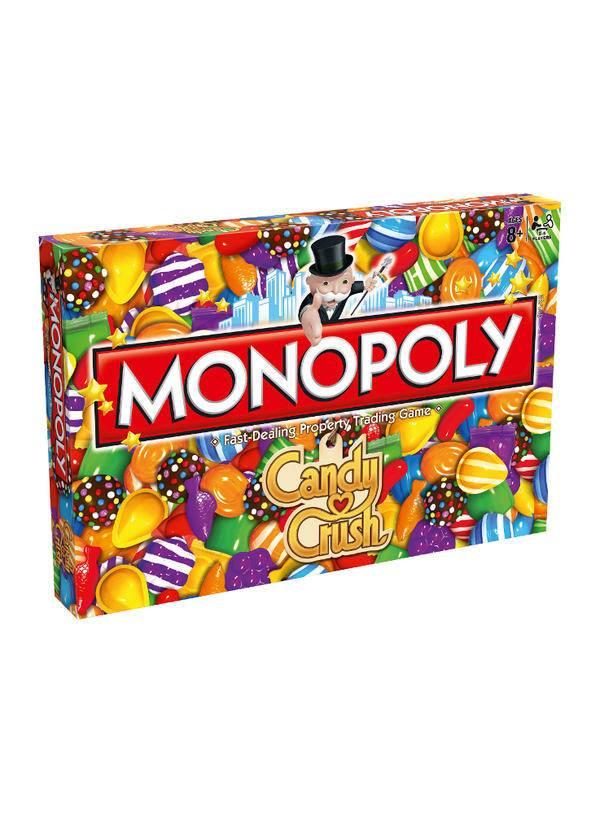 Candy Crush Soda Saga Board Game Monopoly *English Version*