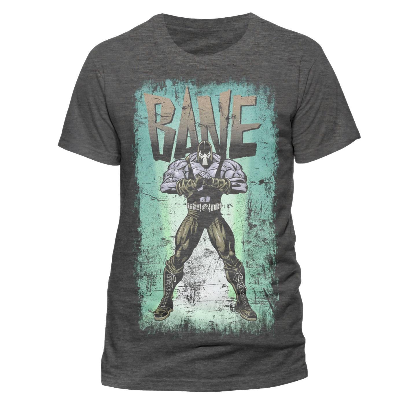 DC Comics T-Shirt Bane Size XL