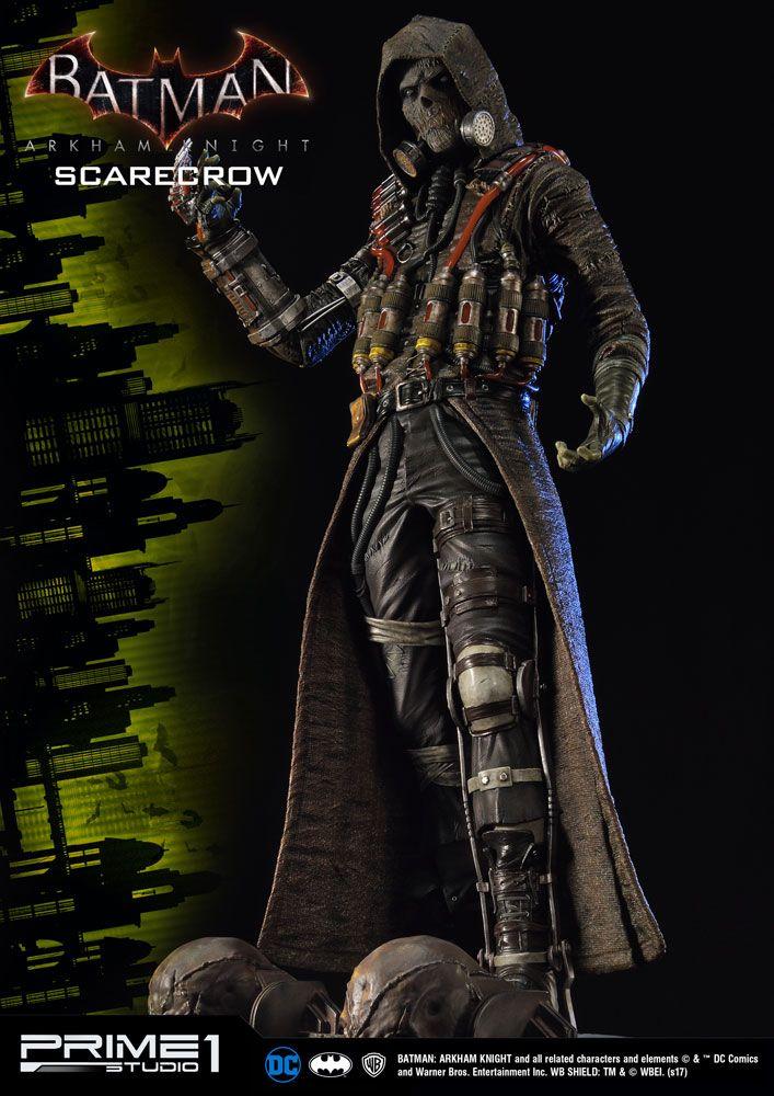 Batman Arkham Knight Statue Scarecrow 81 cm