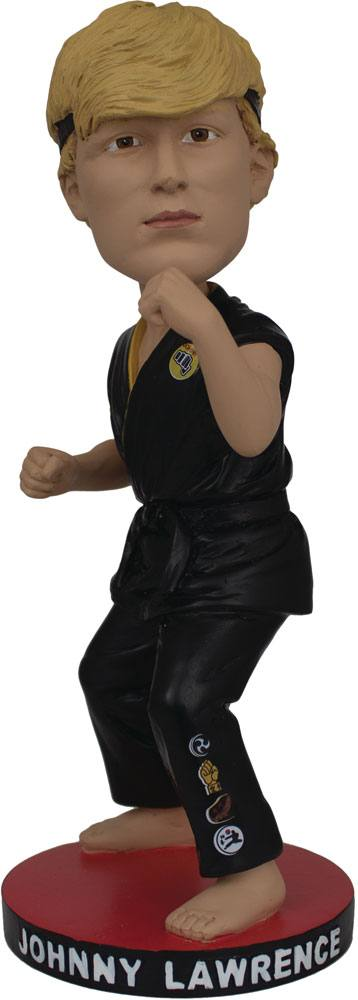 Karate Kid Bobble-Head Johnny Laurence 20 cm