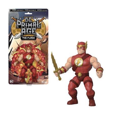 DC Primal Age Action Figure The Flash 13 cm