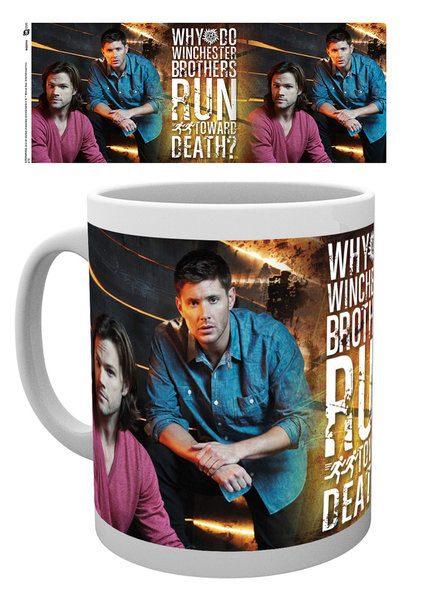 Supernatural Mug Sam and Dean