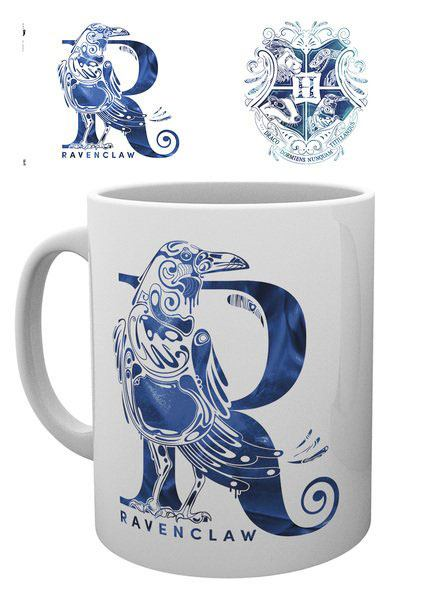 Harry Potter Mug Ravenclaw Monogram