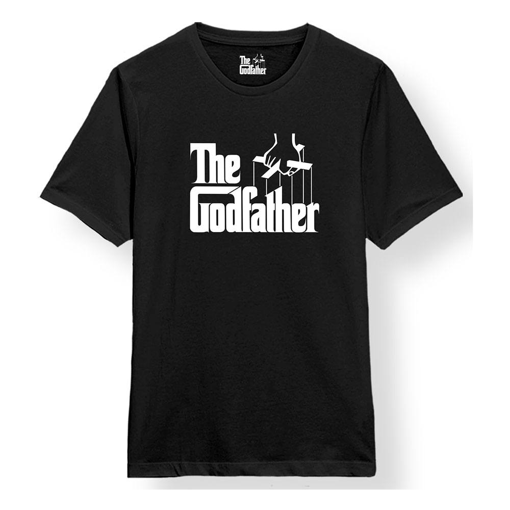 The Godfather T-Shirt Logo Size L