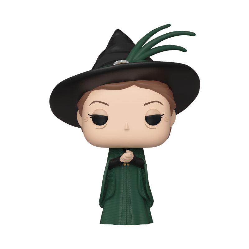 Harry Potter POP! Movies Vinyl Figure Minerva McGonagall (Yule) 9 cm