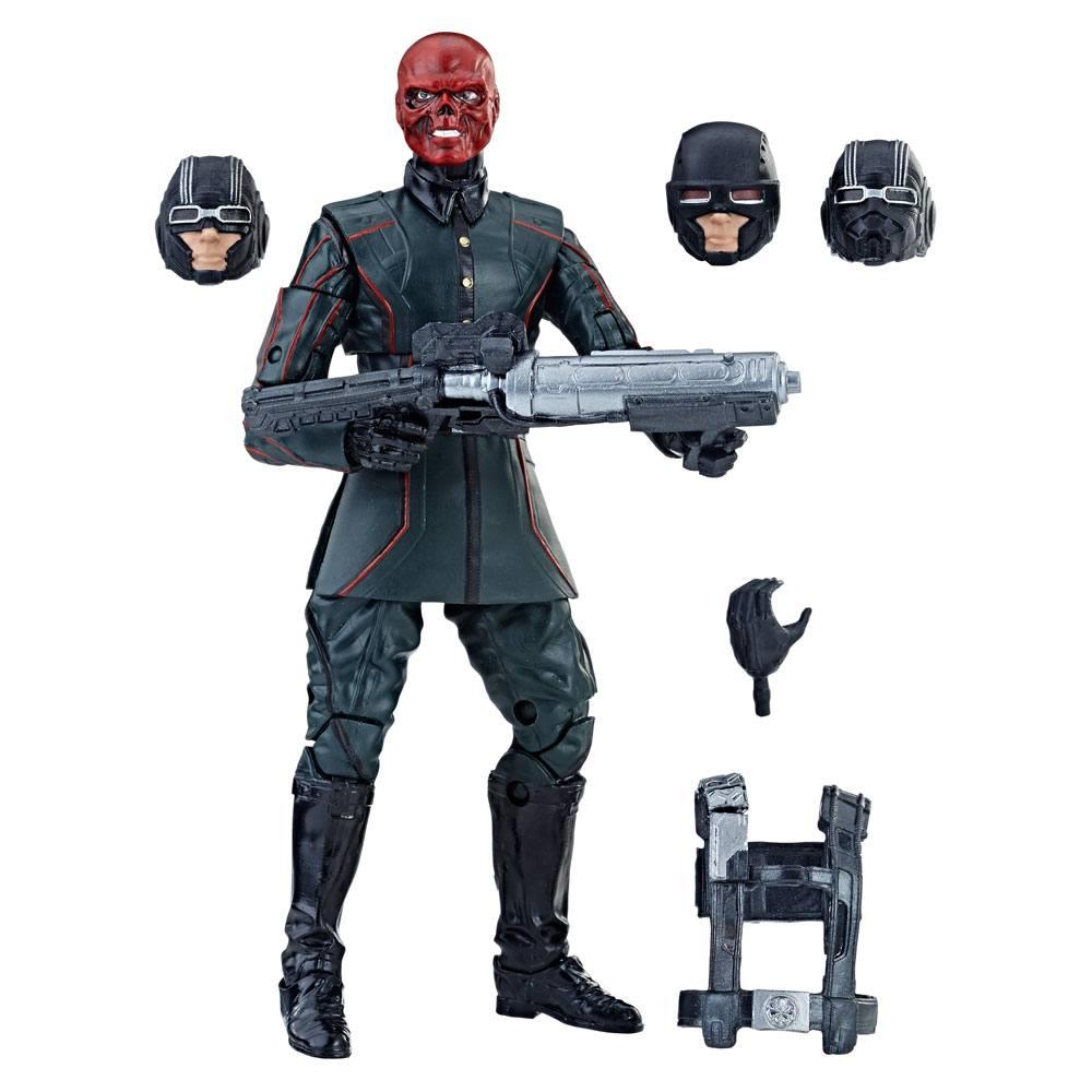 Captain America: The First Avenger Marvel Legends Series Action Figure Red Skull 15 cm