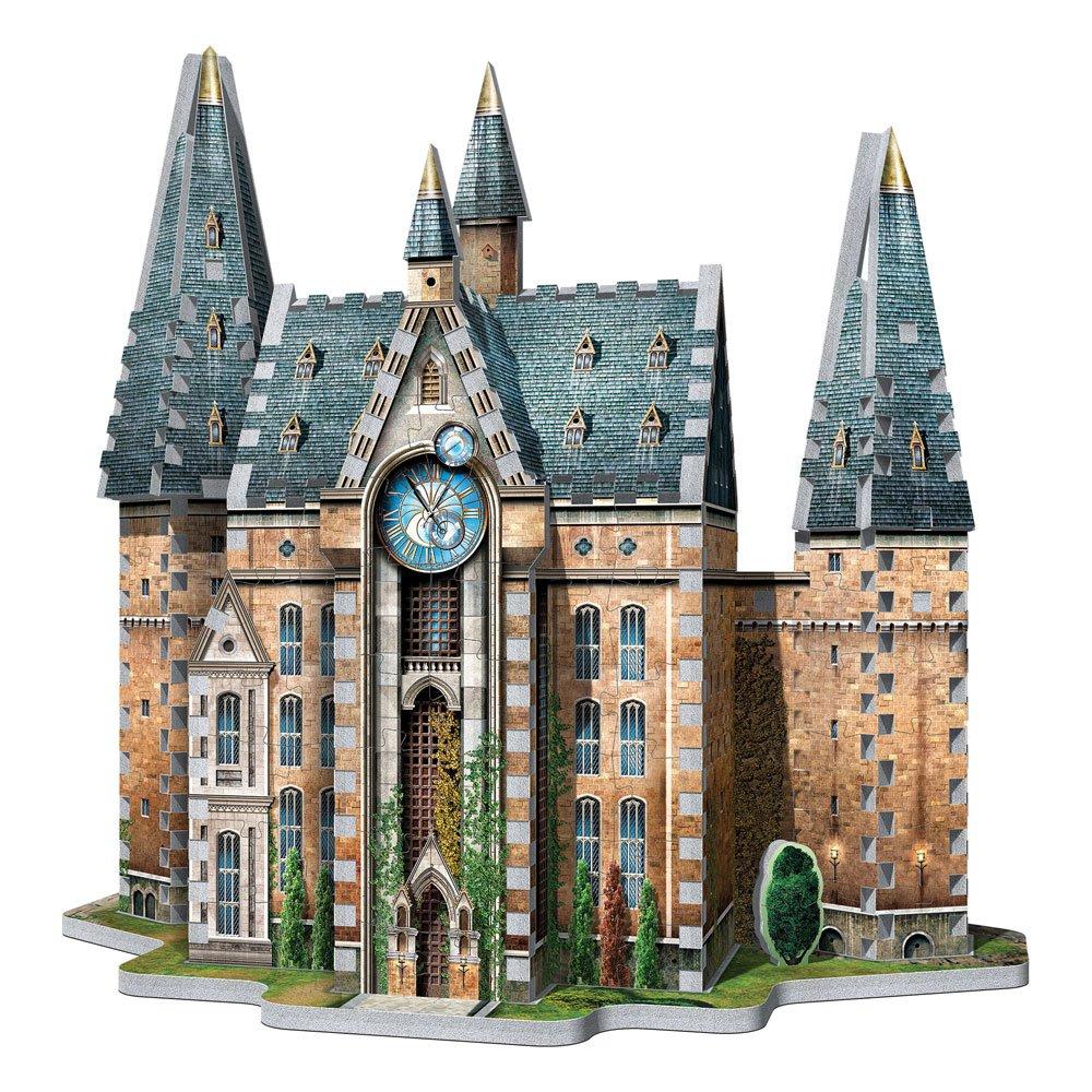 Harry Potter 3D Puzzle Clock Tower (420 pieces)