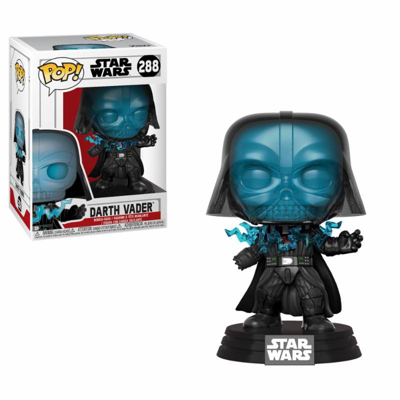 Star Wars POP! Movies Vinyl Figure Electrocuted Vader 9 cm