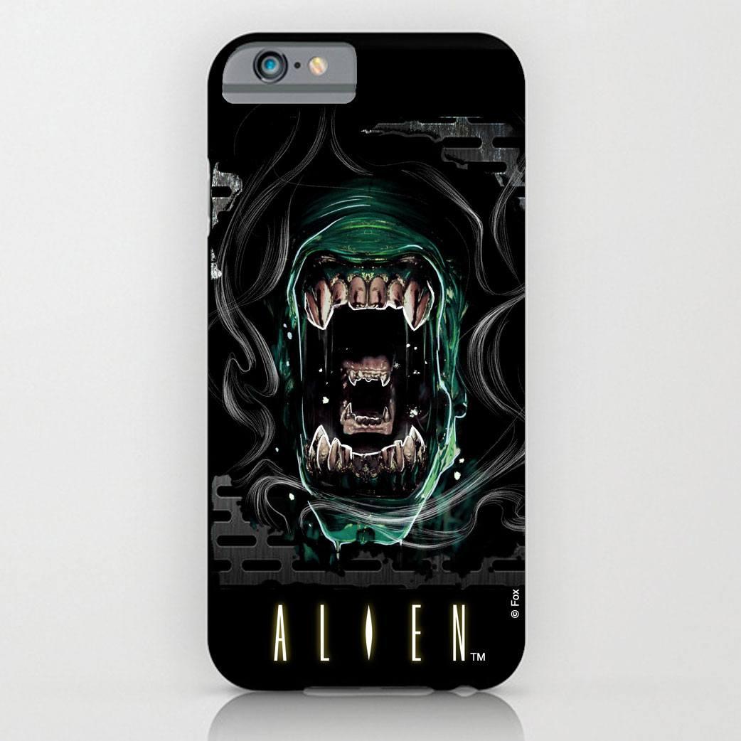 Alien iPhone 6 Case Xenomorph Smoke