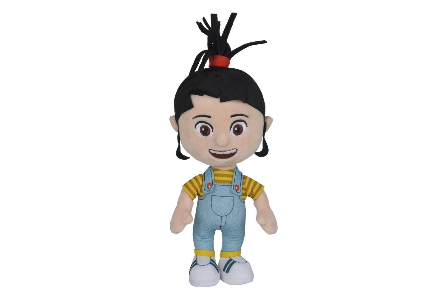 Despicable Me 3 Plush Figure Freedonian Agnes 28 cm
