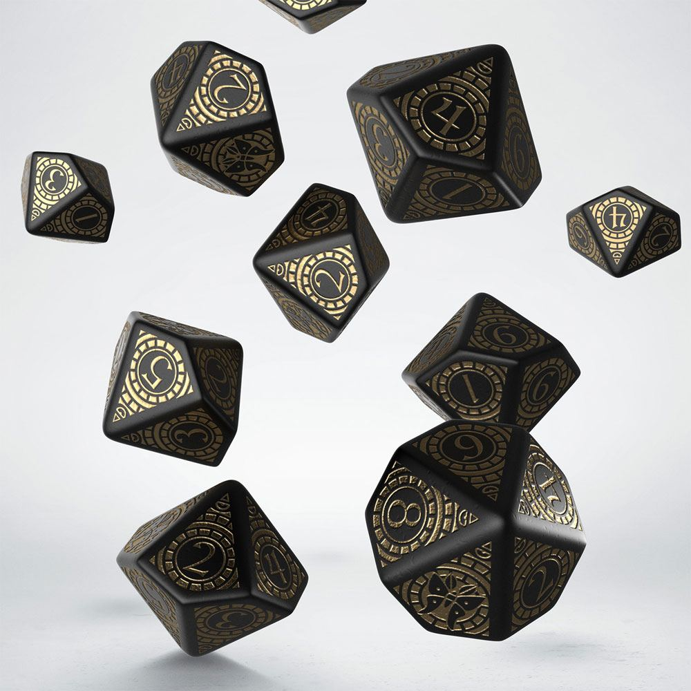 Changeling: The Dreaming Dice Set 20th AE 10D10 (10)